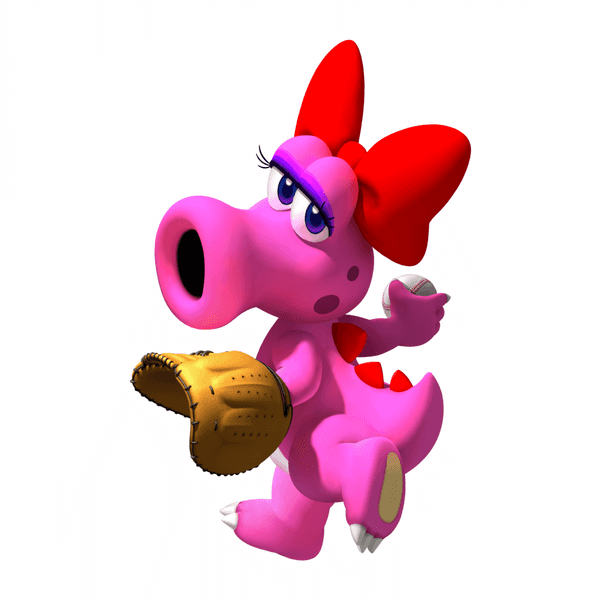 is yoshi dating birdo I'm not sure how tall birdo is, but in some games she is shown as being a little shorter than yoshi being the fact she's two years younger than he is ( i find that very odd.